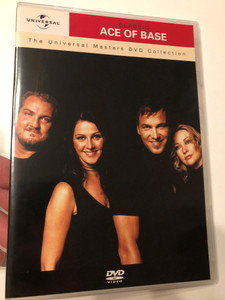 Ace of Base Classic DVD 2005 The Universal MAsters DVD Collection / The Sign, All that she wants, Cruel Summer, Life is a Flower / Universal Music (602498266595)