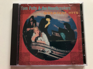 Tom Petty & The Heartbreakers – Greatest Hits / MCA Records Audio CD 1993 / MCAD-10813