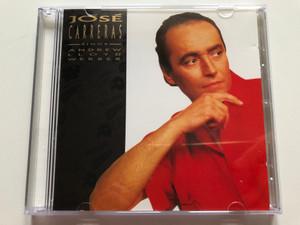 José Carreras – José Carreras Sings Andrew Lloyd Webber / Gong Audio CD 1989 / HCDL 37486