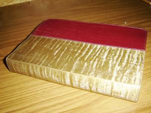 KJV - AMP Parallel Bible / King James Version - Amplified Bible 8 point type / Double-Column Format
