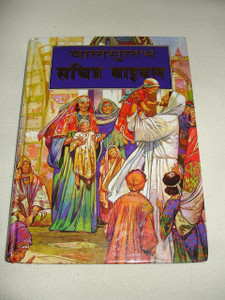 The Bible for Children in HINDI Language / A CLASSIC CHILDREN'S BIBLE