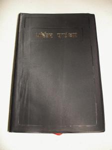 Punjabi Bible / The Holy Bible in Punjabi Language - C.L.LARGE PRINT / 2009 Print