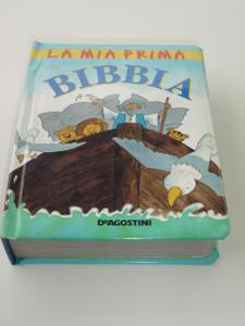 Italian Children's Bible - A Little Child's First Bible / LA MIA PRIMA BIBBIA / Leena Lane, Jan Lewis
