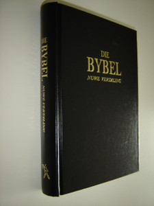Afrikaans Bible / Die BYBEL Nuwe Vertaling (met herformulerings) 10pt font