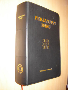 Greek - Indonesian Bilingual Study New Testament / Yunani - Indonesian Perjanjian Baru