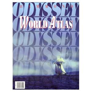Hammond Odyssey World Atlas by Hammond Inc; Hammond World Atlas Corporation
