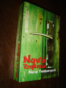 Slovak - English Bilingual New Testament / Nova Zmluva - New Testament NLT / Slovakian