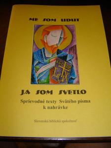 Slovak - Gypsy Bilingual Scripture Portions and Sunday School Activity book / Me Som Udut - Ja Som Svetlo