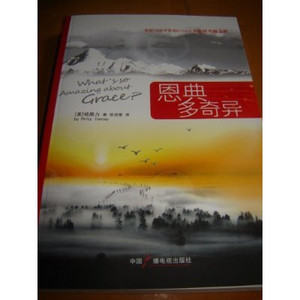 What's So Amazing About Grace Chinese Version / 2010 Print / 880 X 1230 / 263 Pages