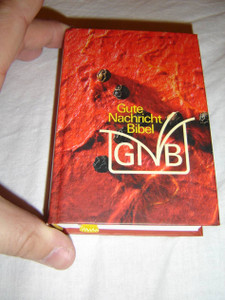 German Pocket Bible / Gute Nachtrich Bibel Young Edition