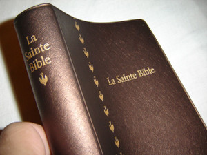 French Bible / La Sainte Bible / Nouvelle Version Segond Revisee avec notes, references, glossaire et index SB1059