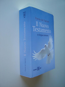 Italian New Testament DOVE / The Word of the Lord / Il Nuovo Testamento in Lingua Corrente