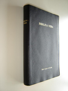 Kinyarwanda Holy Bible / BIBILIYA YERA / La Sainte Bible en Kinyarwanda / Umuryango Wa Bibiliya Mu Rwanda / Bible Society of Rwanda
