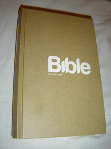 Czech Bible Hardcover / New Modern Translation / Bible Preklad 21. stoleti BIBLE21 Cesky
