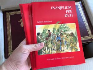 Slovak Children's Bible / The Gospel for Kids / Evanjelium Pre Deti / Slovakia
