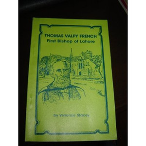 Thomas Valpy French First Bishop of Lahore - English Edition [Paperback]