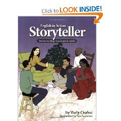English in Action Storyteller, Student Workbook by Cirafesi, Wally