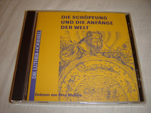 German Audio Bible - Genesis / Die Shopfung Und Die Anfange Der Welt / 1.Mose/Genesis 1,1-11,26