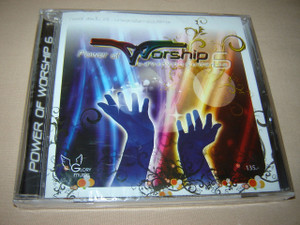 Power of Worship 6 / Thai Language Contemporary Praise & Worship Music / 11 Songs on this CD / Popular Modern Christian Worship / Glory Music Company / Thailand 2011