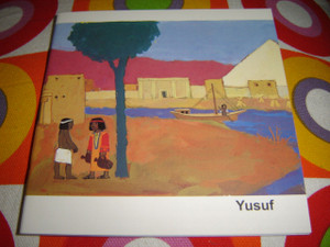 Christian Children's Bible Story Booklet in Indonesian / YUSUF / The Story of Joseph
