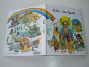 Norwegian Children's Bible / BIBEL FOR BARN / Illustrator: Ulf Lofgren