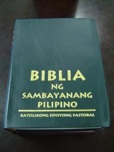 BIBLIA NG SAMBAYANANG / Katolikong Edisyong Pastoral / Christian Community Bible