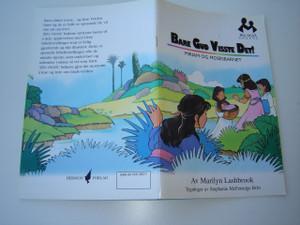 Norwegian Children's Bible Story / Bare Gud Visste Det!  Miriam og Mosesbarnet / Miriam and Moses