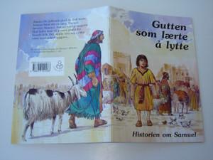 Norwegian Children's Bible Story / Gutten Som laerte a lytte / The Story of Samuel