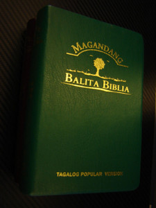 Tagalog GREEN Bible Popular Version / Magandang Balita Biblia TVP 035 G.E.