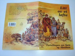 Norwegian Children's Bible Story / Litt av et lofte / Fortelligen om Sara of Abraham