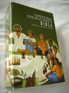 Christian Community Bible in ENGLISH Language Catholic Pastoral Edition