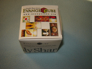 EVANGECUBE / An evangelism tool for everyone. Parents, Kids, Pastors, Youth