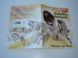 Norwegian Children's Bible Story / En fryktlos stridsmann / David's Story