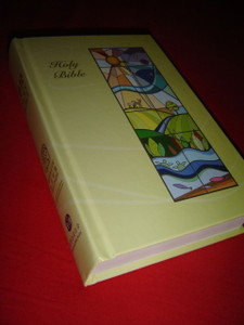Woman's MODERN CHINESE - ENGLISH Bilingual Holy Bible / CNV - ESV / Shen Edition