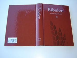 Norwegian Bible Burgundy / BIBELEN Den Hellige Skrift / Norsk Bibel NB88/07