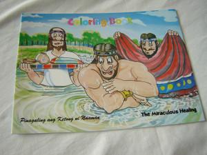 The Miraculous Healing of Naaman - Pinagaling ang Ketong ni Naaman