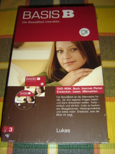German Interactive Bible LUKAS / Basis B / Die BasisBibel interaktiv / DVD-ROM