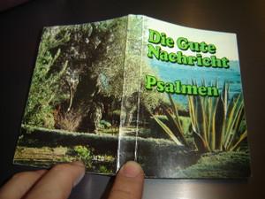 The Book of Psalms in German Language / Die Gute Nachricht Psalmen / Mini Pocket Edition
