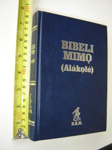 YORUBA BIBLE with Topical Headings 053 / Bibeli Mimo - Alakole