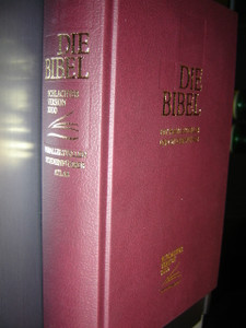 German Bible / Schlachter Version with references and Study notes / Die Bibel