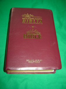 Cebuano - English Bilingual Bible Diglot / Good News - Cebuano Parallel