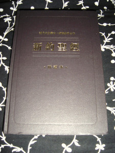 Chinese New Testament Study Bible NT / TCV Parallel CUNP Texts and All notes