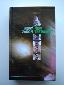 Czech - English New Testament / Bilingual / Novy Zakon - New Testament NIV / Nový zákon Česko - anglický, vázaný