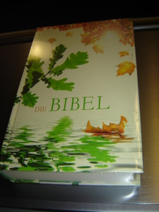 Living Water German Bible / Die Bibel - Schlachter Version 2000 with references and Study notes