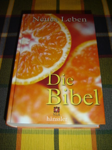 Die Bibel / German Bible Orange / Neues Leben NLB Translation / Hanssler