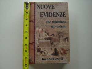 New Evidence That Demands a Verdict / ITALIAN Language Edition by Josh McDowell