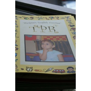 TPR 64 Pages of Color Pictures of Children Illustrating T.P.R. Situations to help