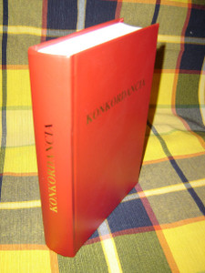 Konkordancia to the Hungarian New Testament / Magyar Ujszovetsegi szovegmutato szotar / Opaleny Mihaly - Balazs Karoly
