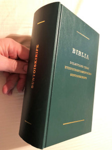Gypsy Language Full Bible with Footnotes in Lovari Dialect / Cigany nyelvu BIBLIA / Cigányok, cigány bibliafordítás / Dulmutano Thaj Nyevoteshtamenticko Suntoiskiripe
