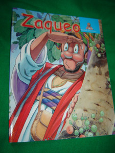 The Story of Zacchaeus / Tagalog - English Bilingual Children's Bible / ZAQUEO